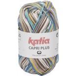 Capri Plus 106 Tostados/Azules