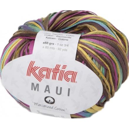 Maui 105 - Marrón/Rosa/Azul/Amarillo