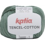 Tencel-Cotton 11 - Verde Ópalo