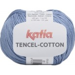Tencel-Cotton 22 - Azul