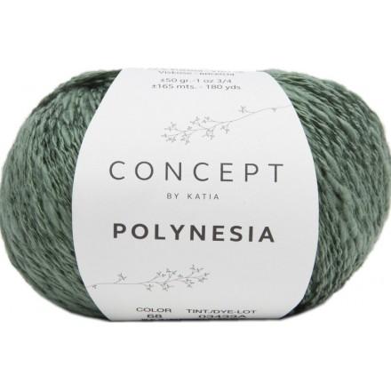 Polynesia 68 - Verde Ópalo