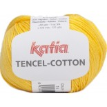 Tencel-Cotton 14 - Amarillo
