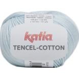 Tencel-Cotton 20 - Celeste