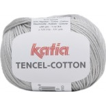 Tencel-Cotton 8 - Gris Claro