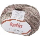 Oceania 71 - Beige claro-Rosa-Beige