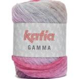 Gamma 53 - Rosas/Gris