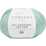 All Seasons Cotton 18 - Verde lanquecino