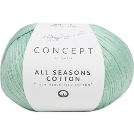 All Seasons Cotton 18 - Verde lanquecino