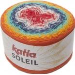 Soleil 101 - Naranja-Mostaza-Azul-Gris claro-Rojo
