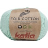 Fair Cotton 29 - Verde lanquecino