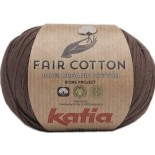 Fair Cotton 25 - Marrón