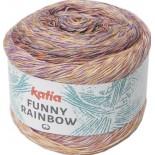 Funny Rainbow 101 - Naranja-Teja-Lila