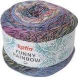 Funny Rainbow 106 - Azul-Rojo-Amarillo