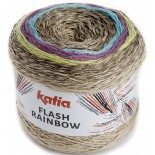 Flash Rainbow 102 - Beige-Pastel
