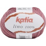 Lino 100% 30 - Rosa