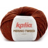 Merino Tweed 404 teja
