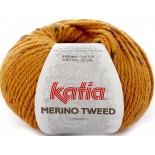 Merino Tweed 411 Ocre