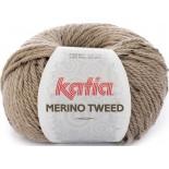 Merino Tweed 301 Tostado