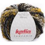 Tanzania 105 Amarillo-Blanco-Negro
