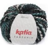 Tanzania 108 Cerceta-Blanco-Negro
