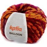 Balloon 57 - Rojo-Ocre-Naranja