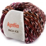 Inca Ice 300 - Rojo/Granate