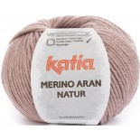 Merino Aran Natur 302 - Rosa