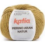 Merino Aran Natur 305 - Mostaza