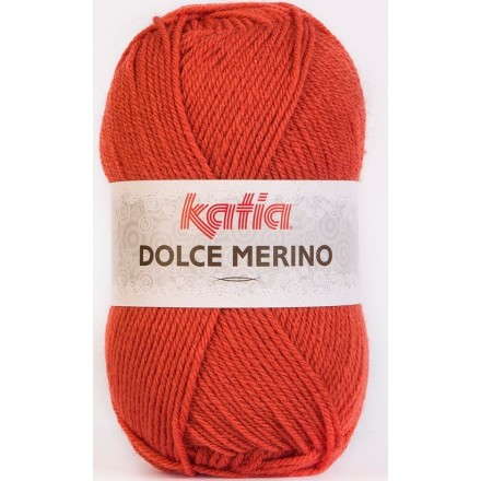 Dolce Merino 38 Orange