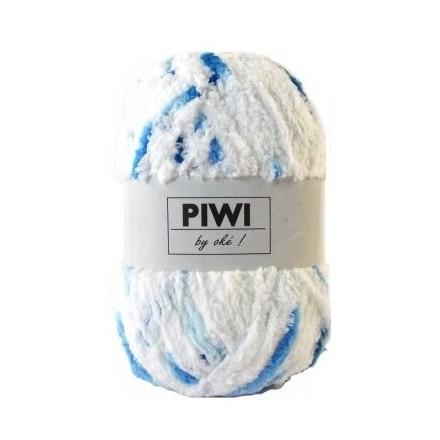 Piwi 701 Blanco/Azul