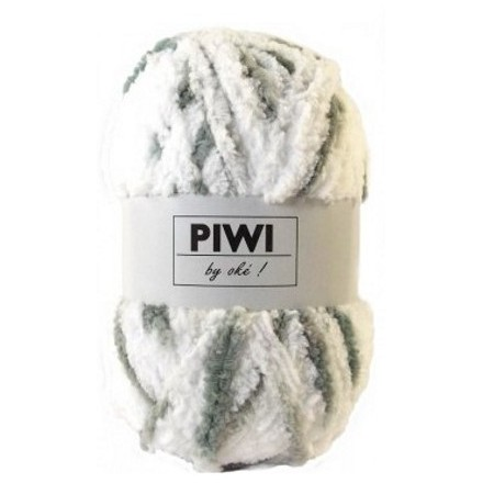 Piwi 702 Blanco/Gris