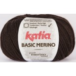 Basic Merino 7 Chocolate