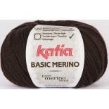 Basic Merino 7 Chocolate