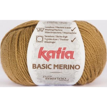 Basic Merino 36 Camel