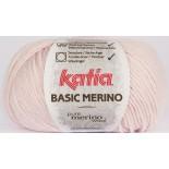 Basic Merino 62 Rosa Claro