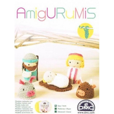 Kit Amigurumi DMC CR044K
