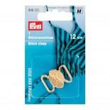Cierre para Bikini Dorado 12mm Prym