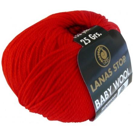 Baby Wool 807 Rojo