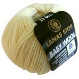 Baby Wool 900 Amarillo Pálido