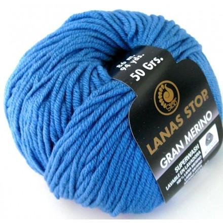Gran Merino 407 Azul Cobalto