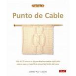Punto de Cable, Trenzados