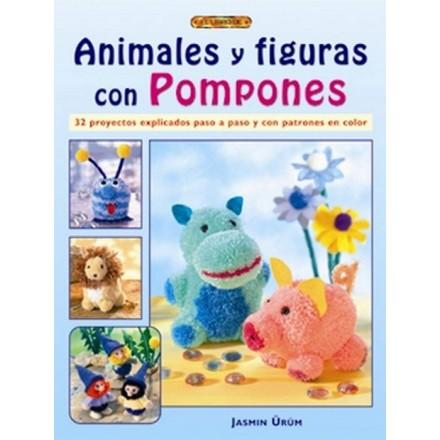 Animales y Figuras con Pompones