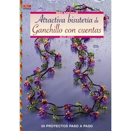 Atractiva Bisutería de Ganchillo con Cuentas