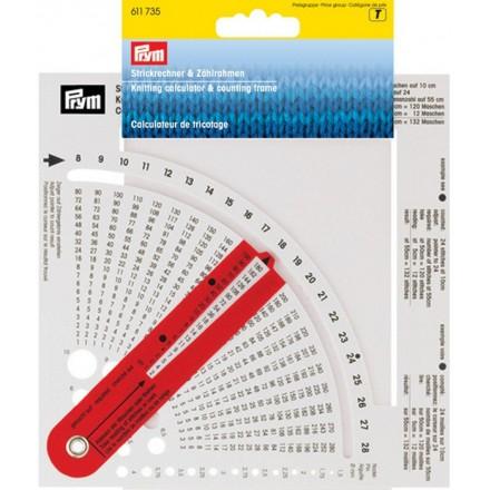 Calculadora de tejido