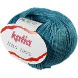 Lino 100% 19 Azul