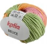 Belice 307 Verde/Rosa/Naranja