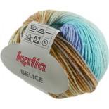 Belice 305 Azul/Ocre