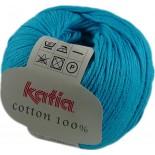 Cottón 100% 23 Azul