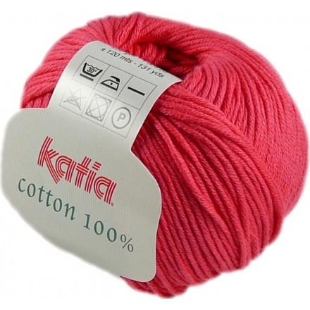 Cottón 100% 31 Rosa