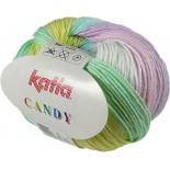 CANDY 654 Verdes/Amarillo/Violeta
